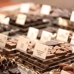 Planète Chocolat la boutique