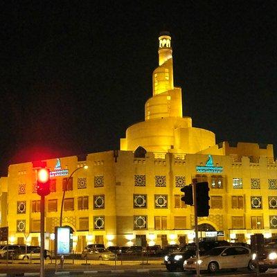 Islamic culture center Fanar uploaded by firoz khan basheer