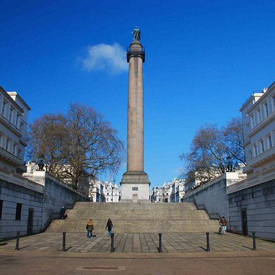 Duke of York Column and Steps