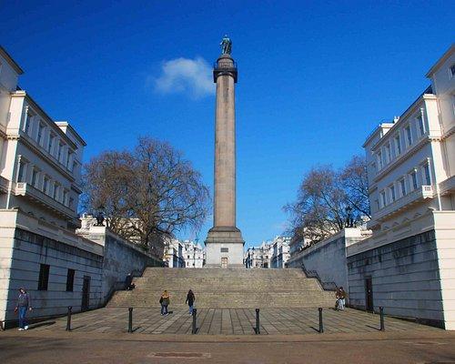 Duke of York Column and Steps