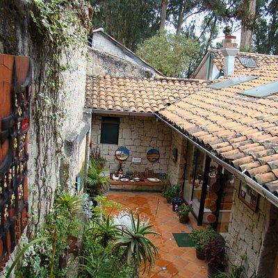 Entrance to Ceramica Vega