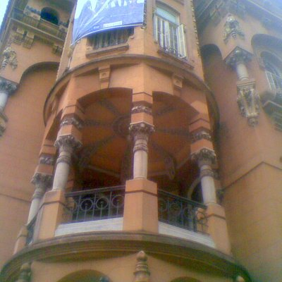 The Eclectic Building