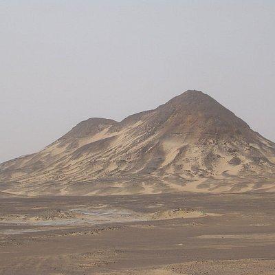 deserto nero