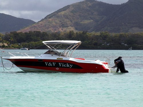 One of Vickys boats