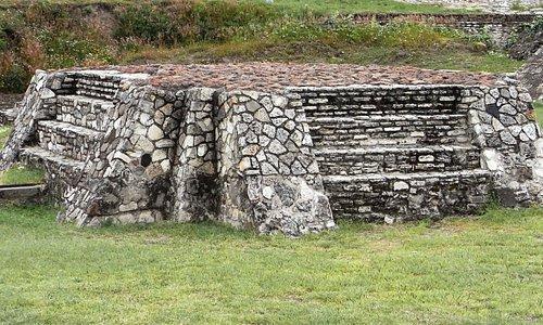 Ausgrabungen von Cholula