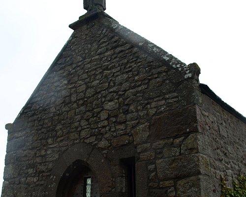 石造りの礼拝堂