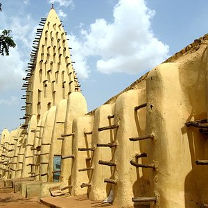 Oldest mosque of Dioulassoba