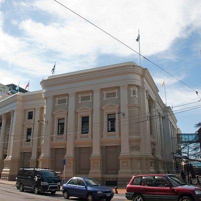 The Wellington Town Hall