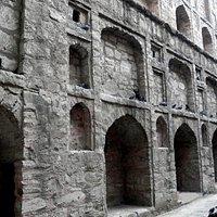 Arches of the Baoli