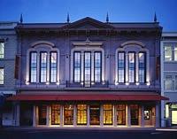 Napa Valley Opera House Exterior (photo: David Wakely)