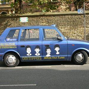 """Magical Mystery Bus!!"""