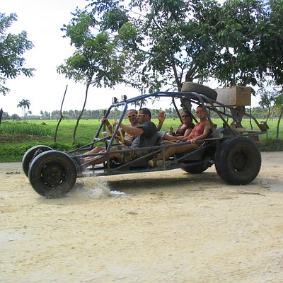 Xtreme Buggy drive ~ 50 miles on the half day excursion, Great with Friends