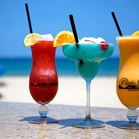 Specialty drinks and a special location to enjoy them in Deerfield Beach.