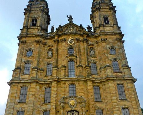 Exterior of the pilgrimage church