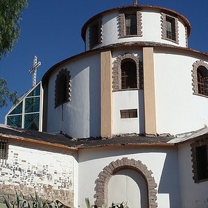 Primera iglesia .