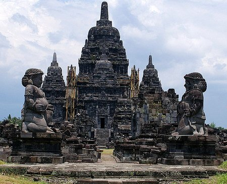 The Magnificent Sewu Temple