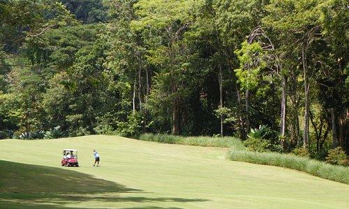 Marriott Los Suenos golf course