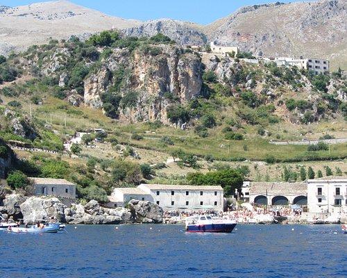 ...la Tonnara vista dal mare