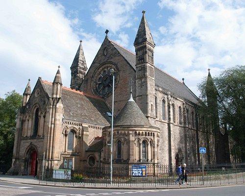 Mansfield Place Church - beautiful