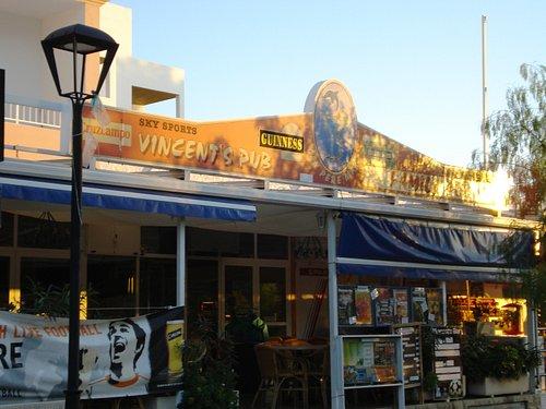 Vincent's Pub in Portinatx