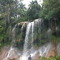 Waterfalls. The main one.