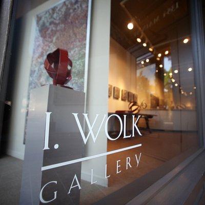 I Wolk Gallery in St. Helena