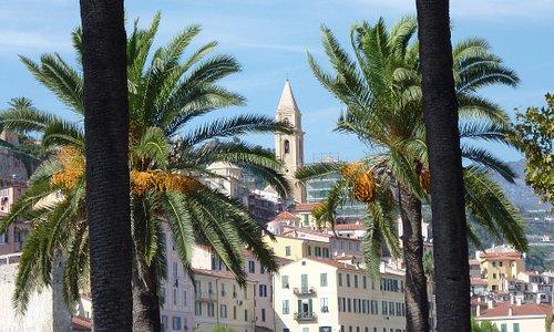 Ventimiglia: Il centro storico.