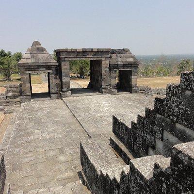 Ratu Boko Temple Compounds