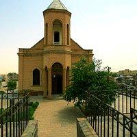 St. Gregory Armanian-Asuurian church