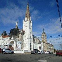Loma  de Stella Maris, Mar del Plata, Iglesia