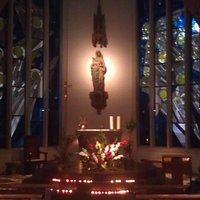 """Kapelle """"Madonna in den Trümmern"""""""