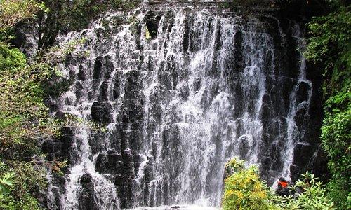 first cascade