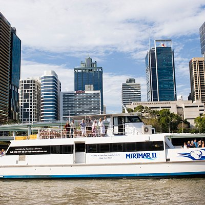Mirimar Cruises on the Brisbane River