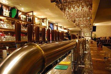 We pass some of Brussels' most awesome bars