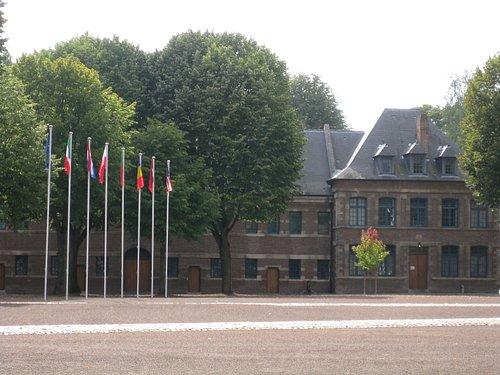 Bâtiments de la Citadelle de Vauban à Lille