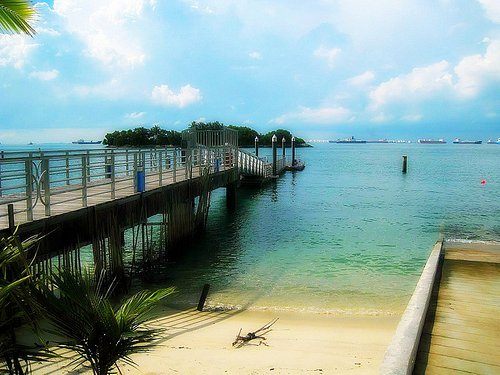 The Pier and the Boardwalk