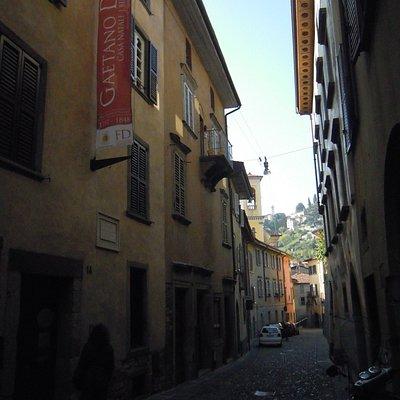 La casa natale di Donizetti