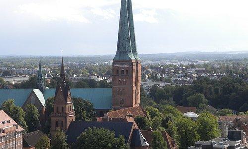 Der Dom von St. Petri