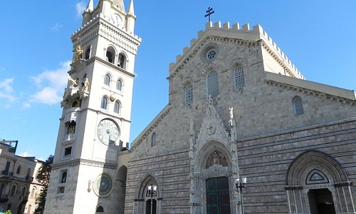 Messina - Duomo and Campanile