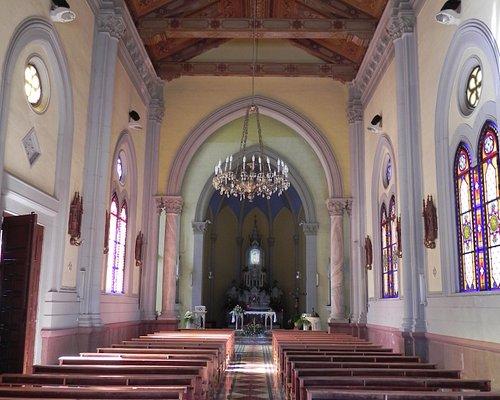 Messina - Shrine of Montalto - inside