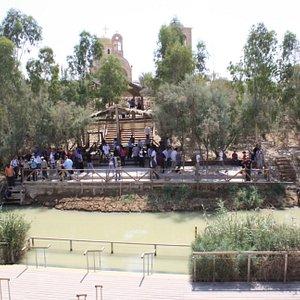 Qasr El Yahud by Moti Barness