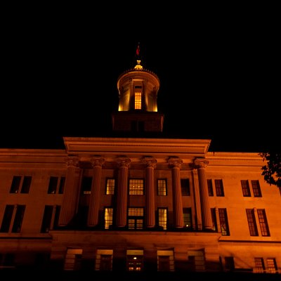 Capital Building - Another Stop on the Ghost Tour