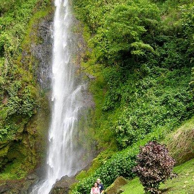 Viento fresco Waterfalls