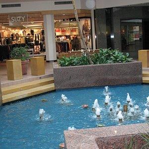 Dancing fountain