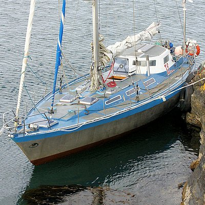 Sailing boat If  from Tres Marias Excursions