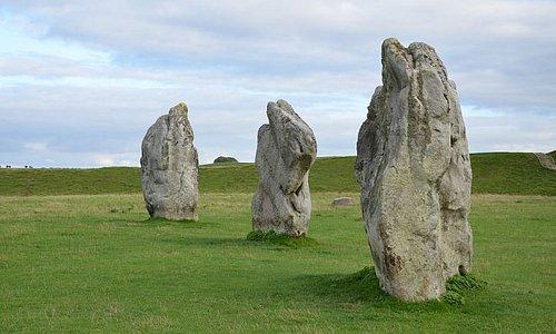 Avebury stones