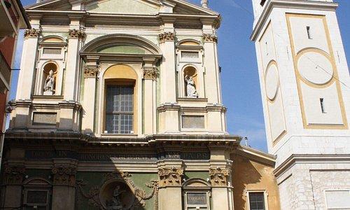 Nizza Cathédrale Saint-Réparate