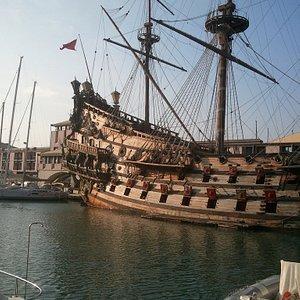 the galeon