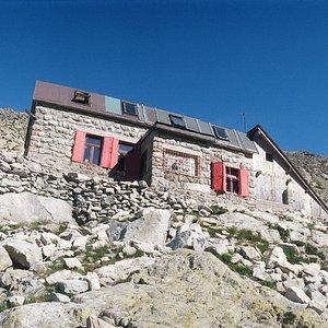 Old Rysy hut