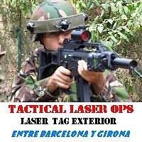 Soldado Laser Ops Woodland